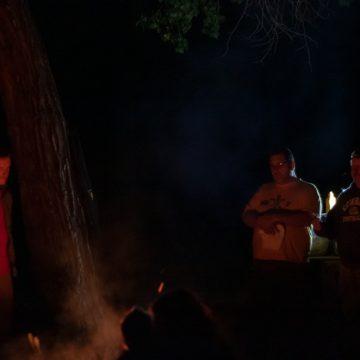 First night fire